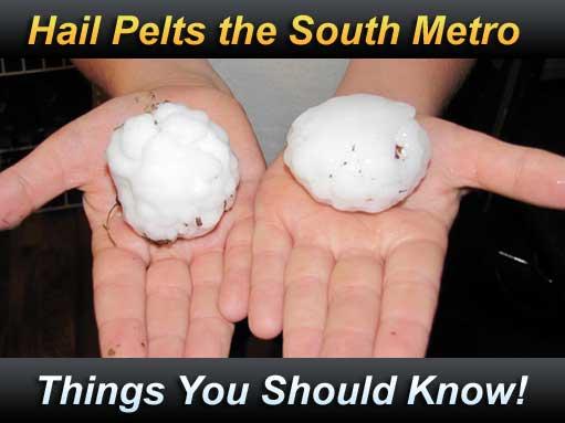 Twin City Metro Hail